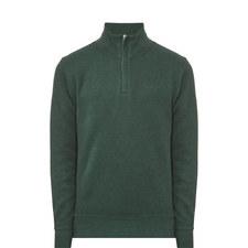 Sacker Half-Zip Sweatshirt