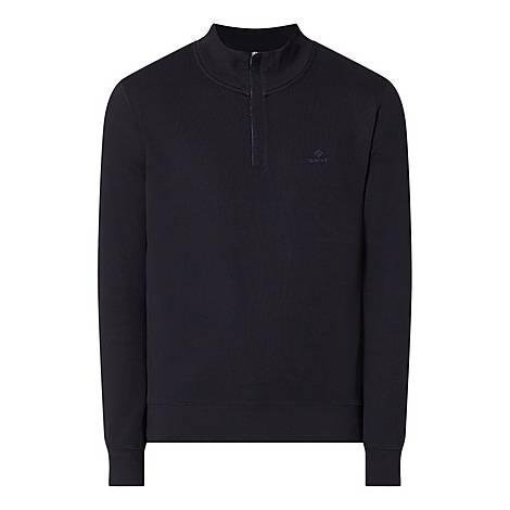 Sacker Half Zip Sweater, ${color}