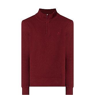 Sacker Half Zip Sweater