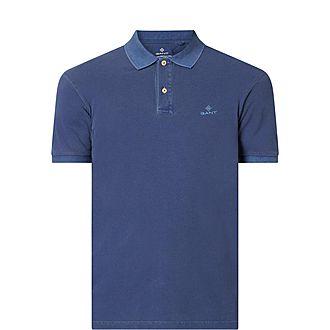 Sunfaded Polo Shirt