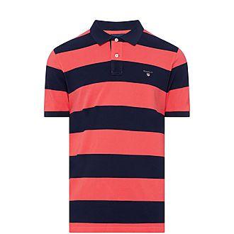 Barstripe Polo Shirt