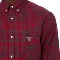 Pindot Oxford Check Shirt, ${color}