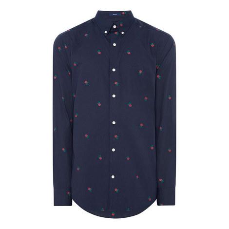 Micro Rose Shirt, ${color}