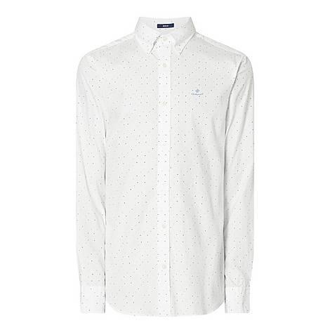 Micro Polkadot Shirt , ${color}