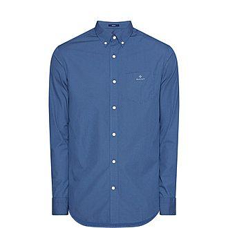Micro Dot Regular Shirt
