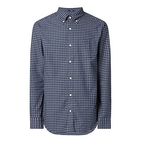Tech Prep Checked Shirt, ${color}
