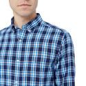Wind Plaid Oxford Shirt, ${color}