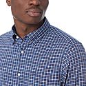 Tech Prep Oxford Checked Shirt, ${color}