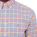 Broadcloth Gingham Shirt, ${color}
