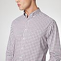 Three Colour Oxford Shirt, ${color}