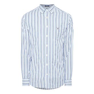 Broadcloth Striped Shirt