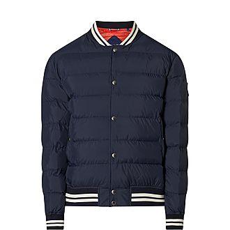 Cloud Varsity Jacket