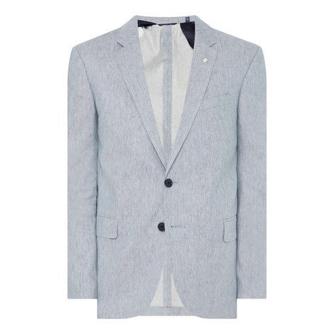 Linen Blazer, ${color}