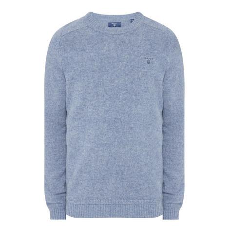 Shetland Wool Sweater, ${color}