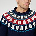 Fair Isle Wool Sweater, ${color}