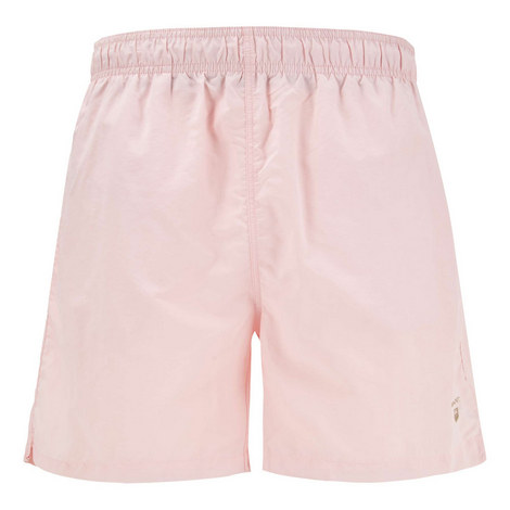 Classic Solid Swim Shorts, ${color}