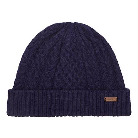 Cable Knit Beanie, ${color}