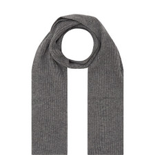 Lined Knitted Scarf