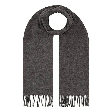 Solid Wool Scarf, ${color}