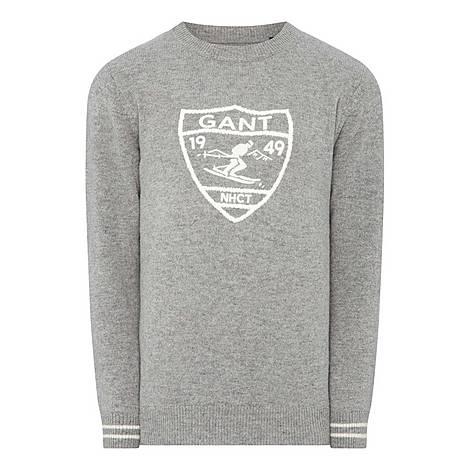 Ski Crest Sweater, ${color}