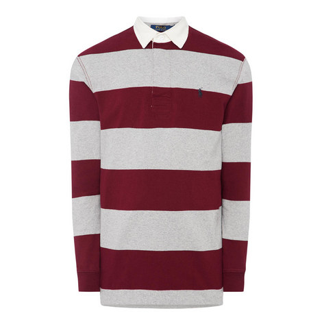 Classic Rugby Polo Shirt, ${color}