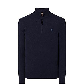 Loryelle Half-Zip Sweater