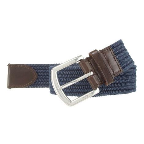 Stretch Braid Belt, ${color}