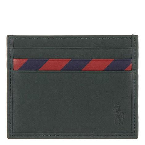 Striped Card Holder, ${color}