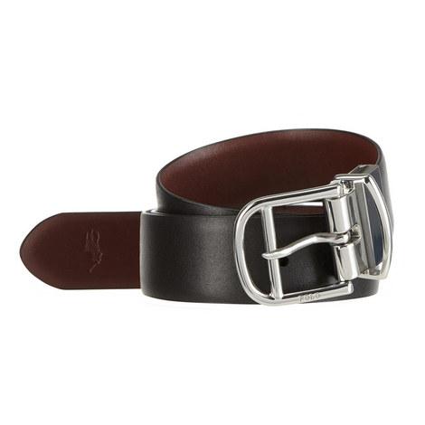 Saddle Reversible Belt, ${color}