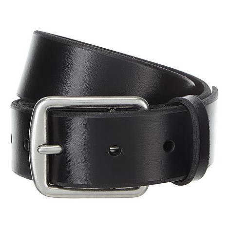 Saddler Leather Belt, ${color}