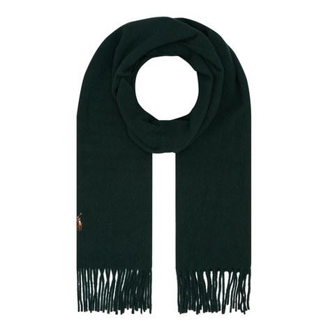 Virgin Wool Scarf, ${color}