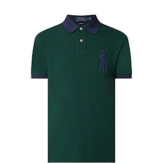 Big Logo Polo Shirt