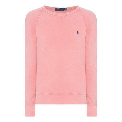 Crew Neck Sweatshirt, ${color}