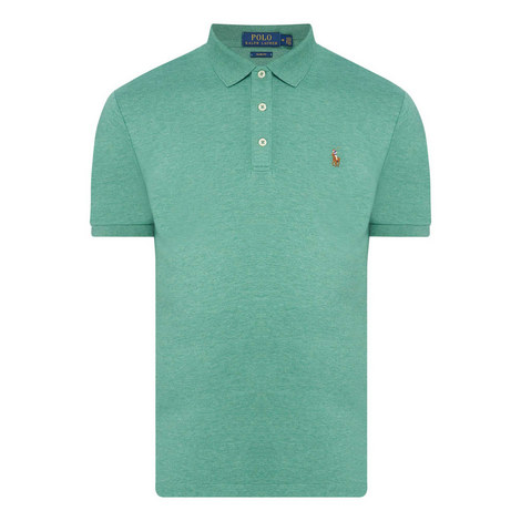Custom Pima Polo T-Shirt, ${color}
