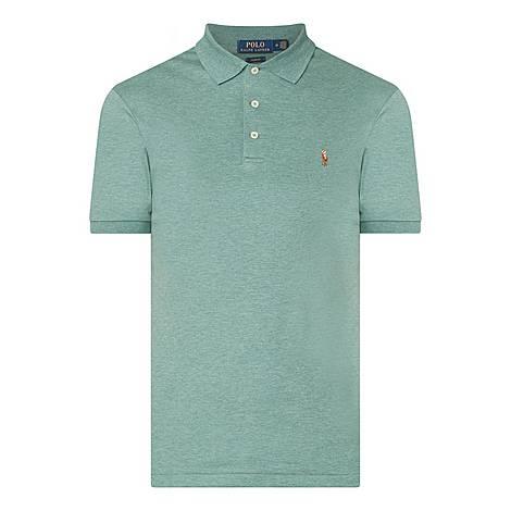 Pima Cotton Polo Shirt , ${color}