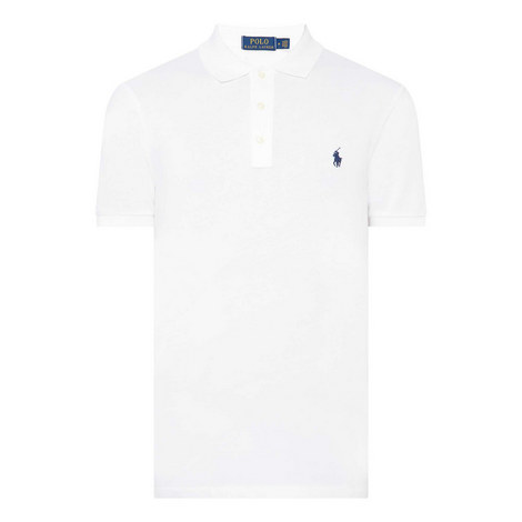 Terry Polo T-Shirt, ${color}