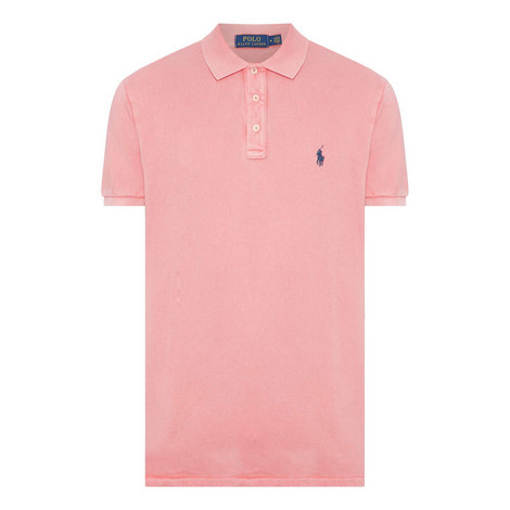 Classic Terry Polo T-Shirt, ${color}