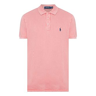Classic Terry Polo T-Shirt