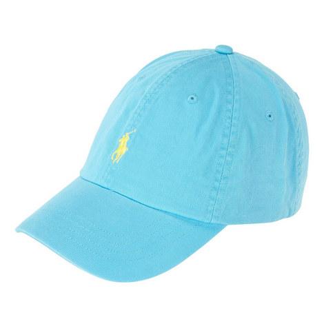 Cotton Baseball Cap, ${color}