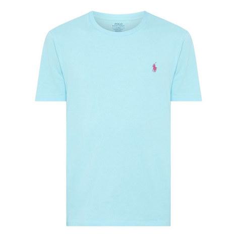 Classic Crew Neck T-Shirt, ${color}