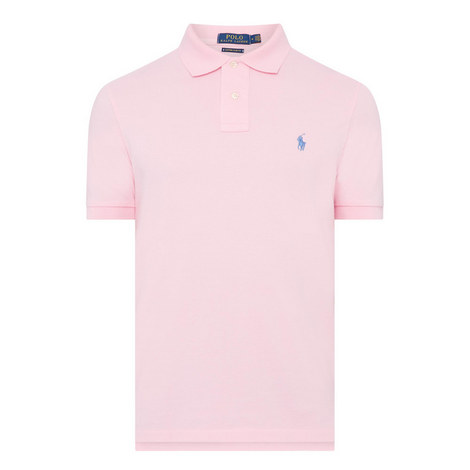 Custom Mesh Fit Polo Shirt, ${color}