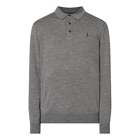 Merino Polo Shirt, ${color}