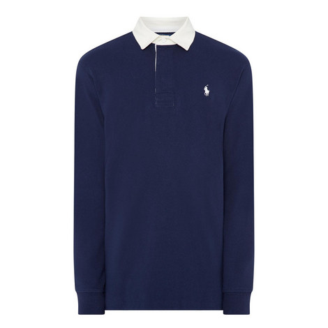 Rugby Polo Shirt, ${color}