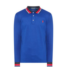 Colour Contrast Polo