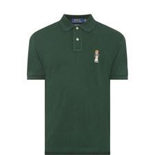 Teddy Embroidered Polo Shirt