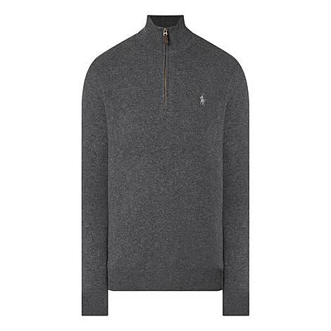 Loryelle Half-Zip Sweater, ${color}