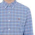 Check Oxford Shirt, ${color}