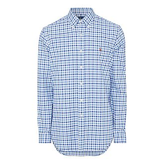 Oxford Check Custom Shirt
