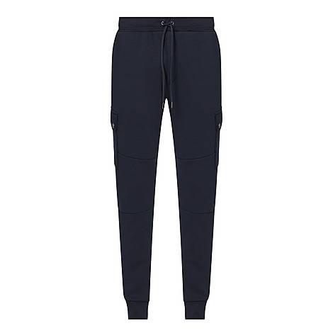 Double Tech Cargo Sweatpants, ${color}