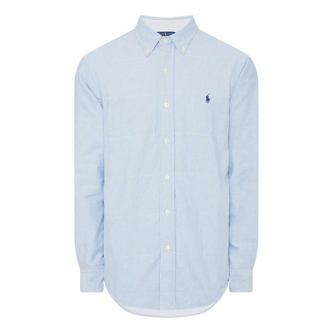 Cotton Oxford Shirt, ${color}